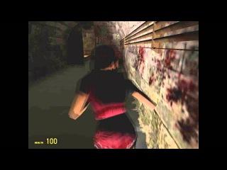 Garry's Mod Claire Redfield в Драйфилде (Map in Parasite eve 2)
