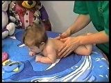Акробатика (беби-йога) для грудничков. Динамическая гимнастика, упражнения и массаж для малышей.