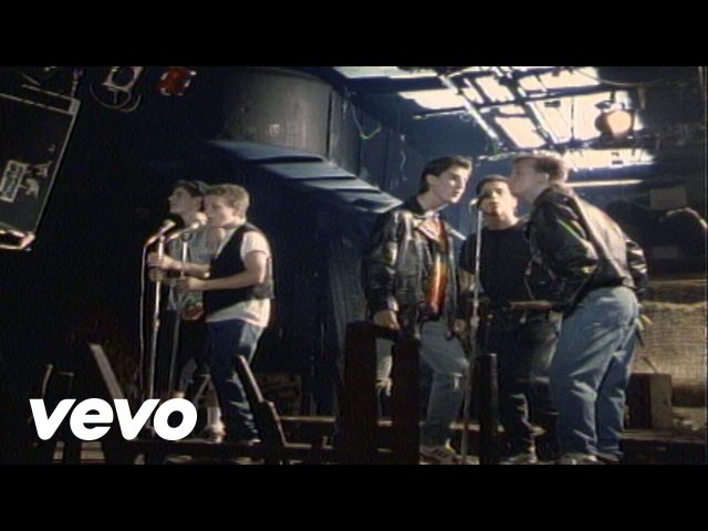 New Kids On The Block - Please Dont Go Girl