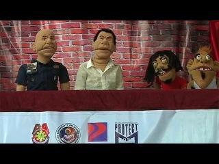 Президент Филиппин борется с наркоторговлей мечом и зрелищами