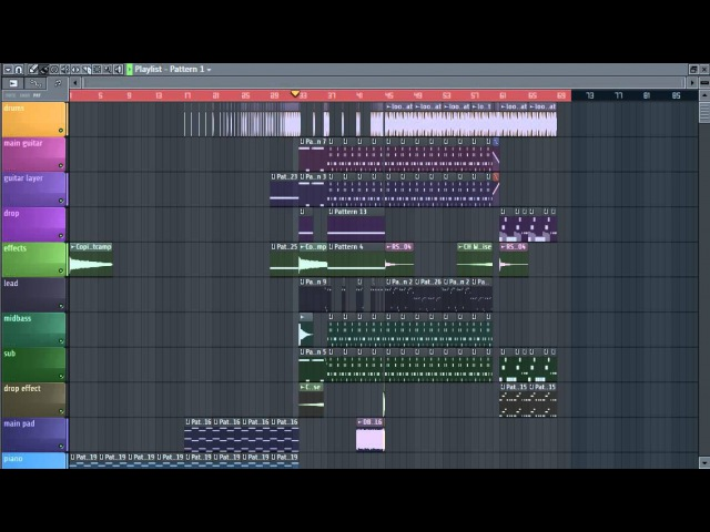 Pendulum Style Fl Studio Drum and Bass WORKING PURCHASE LINK