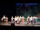 Краковяк бытовой танец Новосибирская обл