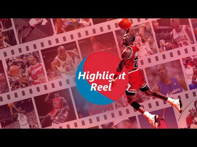 Michael Jordan Highlight Reel
