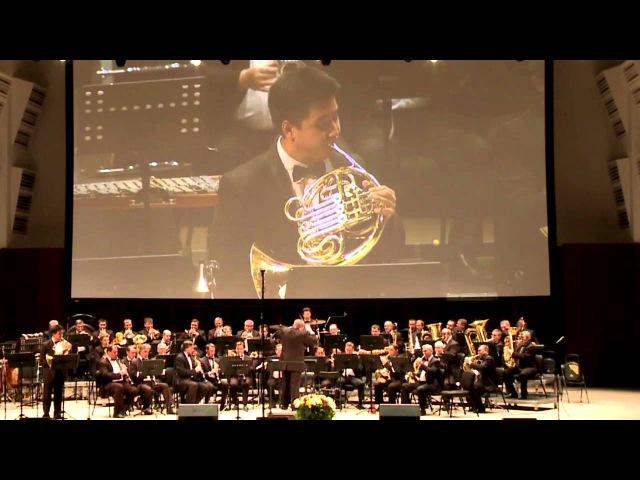 Джеймс Хорнер - Фантазия для валторны с оркестром, на музыку из кинофильма «Титаник»