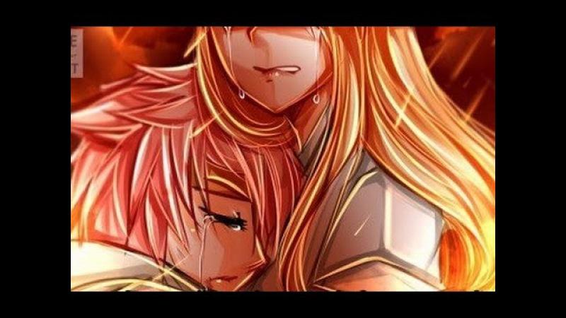 Хвост феи - Нацу и Люси - Она устала терпеть, у него другая