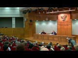 Глава МИД РФ Сергей Лавров провел большую пресс-конференцию по итогам 2015 года - Первый канал