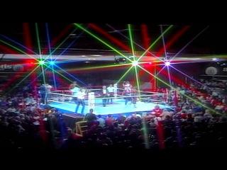 Mike Tyson vs. Robert Colay