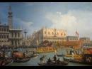 Венеция 18 века в живописи Каналетто, композитор Алессандро Марчелло