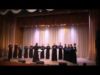 Патриарший хор Благозвонница в Саянске