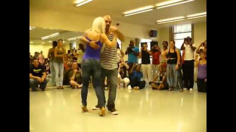 Sara Lopez Albir Rojas Kizomba Nao me toca by Anselmo Ralph