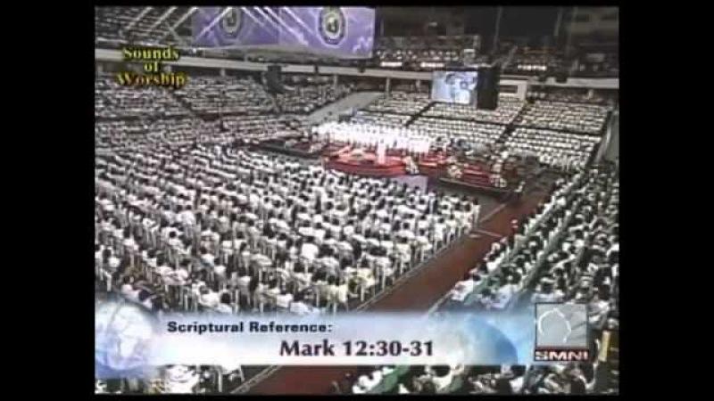 Интенсивный грибной рост Царственного Народа 05 02 2012 - Pastor Apollo C. Quiboloy - SMNI