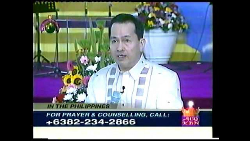 Сын стандарт спасения The Son a standard of salvation - Pastor Apollo C. Quiboloy - SMNI