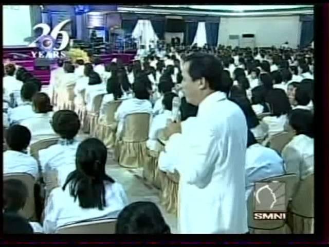 Усыновление Сынов и Дочерей Божьих - Pastor Apollo C. Quiboloy - SMNI