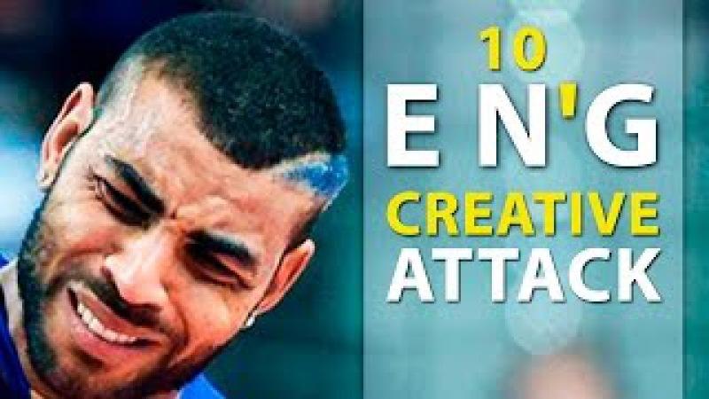 TOP 10 Creative Attack: Earvin N'Gapeth
