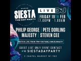 DJ Mag Live Presents Majesty, Philip George, Pete Dorling &amp Steven Cee