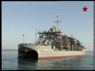 Скоростная подводная лодка СССР.  Проект 661 Анчар
