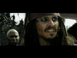 Пираты Карибского моря На краю Света/Pirates of the Caribbean: At World's End (2007) ТВ-ролик №1