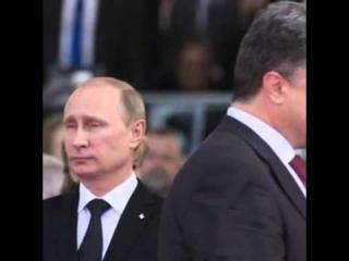 Плачущего из за Обамы Порошенко подняли на смех