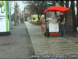 Anikok nude in public 01