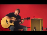 Andy McKee Demos the Acoustic SFX Amp