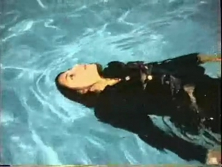 Tonya Suit wetlook underwater