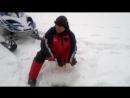 Зимняя ловля щуки на капкан