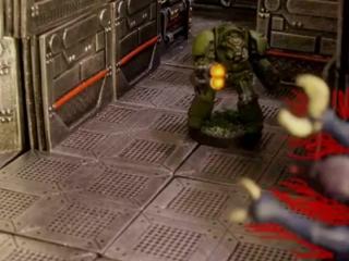 Warhammer 40k- Space Hulk