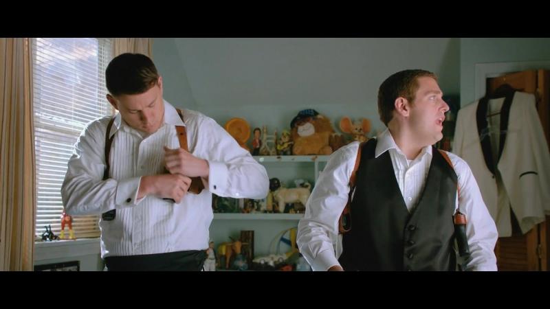Мачо и ботан 2012 ТРЕЙЛЕР НА РУССКОМ