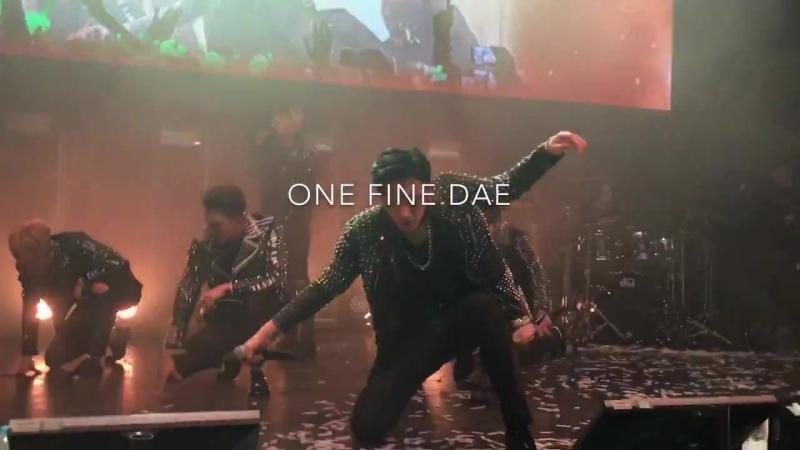 [FANCAM] 160513 «Warrior» @ B.A.P LIVE ON EARTH 2016 WORLD TOUR LONDON AWAKE!!