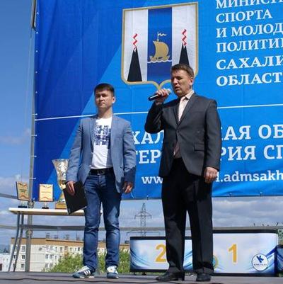 Денис Осидулов