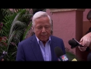 Patriots Owner Robert Kraft - I Wrote A Letter To Goodell To Get Draft Picks Back