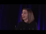 Emilia Clarke laugh , Смех Эмилии Кларк - Тонна позитива