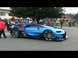 The Best Hypercars of Monterey Car Week!  Vision GT, Agera XS, Regera, Centenario, LaFerrari