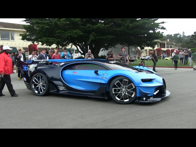 The Best Hypercars of Monterey Car Week! Vision GT, Agera XS, Regera, Centenario, LaFerrari