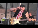 POPA CHUBBY Working Class Blues Rock Me Baby 7-18-14
