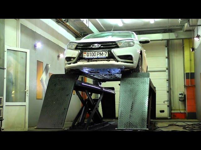 Lada Vesta где возникнет коррозия Мнение эксперта