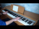 Iron Man 3 Tralier Music / Soundtrack (Something To Fight For) Full Piano Cover