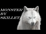 Twilight Saga Werewolves Monster by Skillet