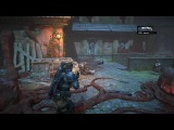 Gears of War 4 - 4K GeForce GTX 1080 геймплей