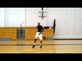 Derrick Rose Thru-Hesitation Thru, Short Fade Shot Pt. 1 | Dre Baldwin