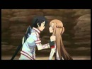 Sword Art Online (Asuna x Kirito AMV Mirrors)