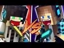 ПАРНИ против ДЕВУШЕК ! Minecraft ПАРКУР БИТВА   Майнкрафт ПРОХОЖДЕНИЕ КАРТЫ с ДЕВУШКОЙ