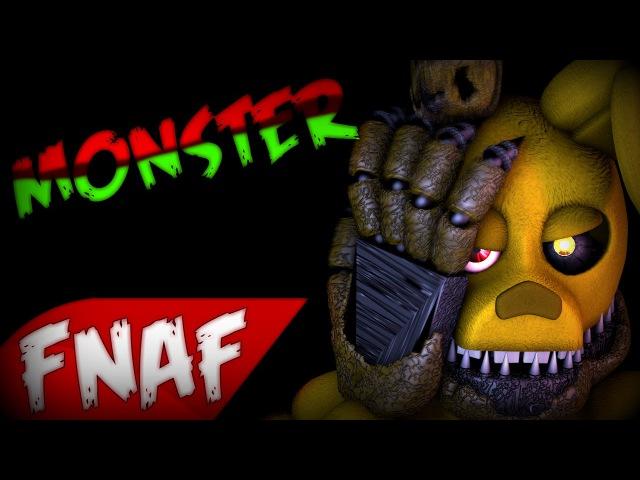 SFM Monster Song Created By Skillet BEAST INSIDE