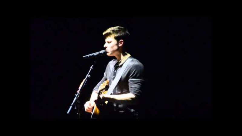 Shawn Mendes WorldTour Radio City (New York) - I Don't Even Know Your Name (NEW INTRO)