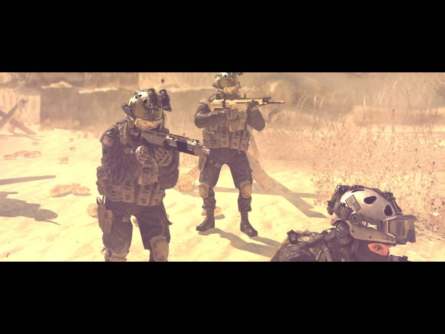 MW2 The Enemy Of My Enemy GMV