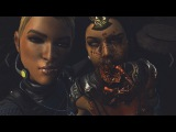 Mortal Kombat X - Cassie Cage Selfie Fatality (Funny Fatality)