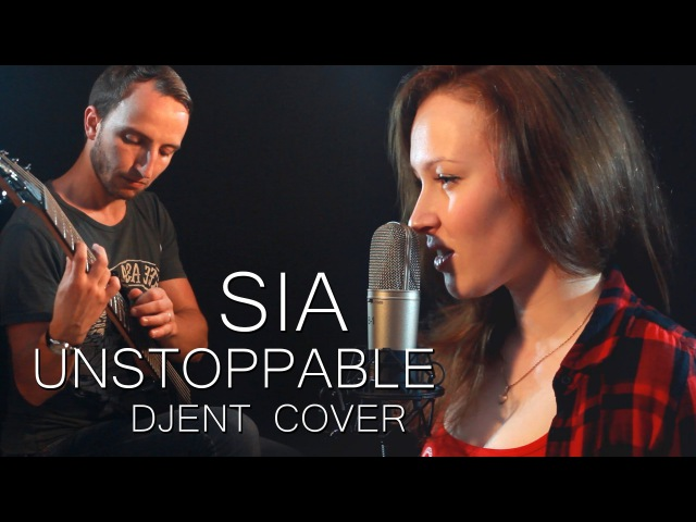 Sia Unstoppable Djent Metal cover by Denis Lozko Irina Zotova