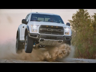 ALL NEW FORD F-150 RAPTOR - THE ULTIMATE HIGH PERFORMANCE
