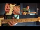 Burn Guitar Lesson Pt.2 - Deep Purple - Main Solo