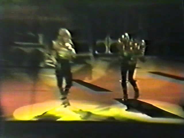 David Lee Roth Live Montreal 1986